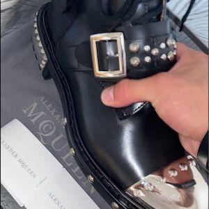 Alexander McQueen Mens boots 43EU 10 US